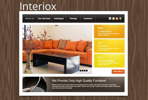 best woodworking websites how to choose the best interior design website template