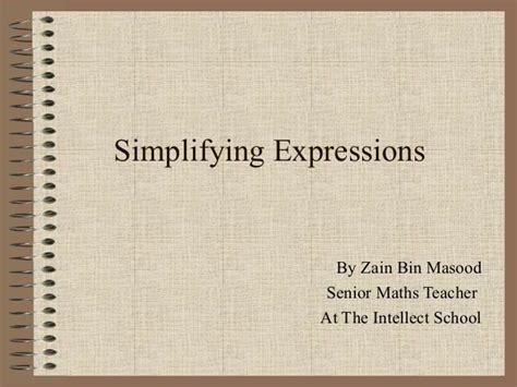 edmodo error 403 simplifying expressions