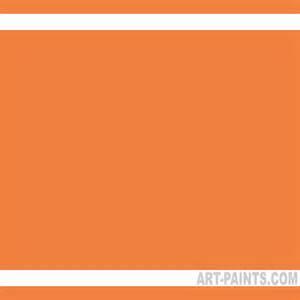 Warm Orange Artists Watercolor Paints 633 Warm Orange