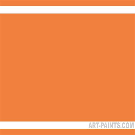 warm orange artists watercolor paints 633 warm orange