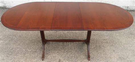 Extendable Oval Dining Table by Extending Oval Dining Table Oval Ended Mahogany Small