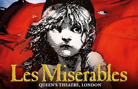 entradas los miserables musical los miserables en londres queen s theatre ticketea