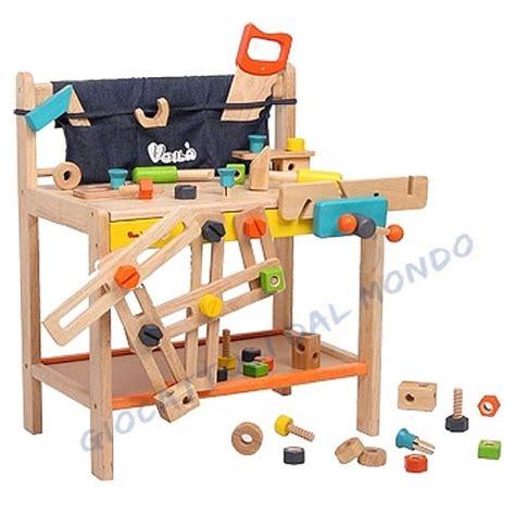 banchetti da lavoro banco da lavoro giocattolo di legno voila