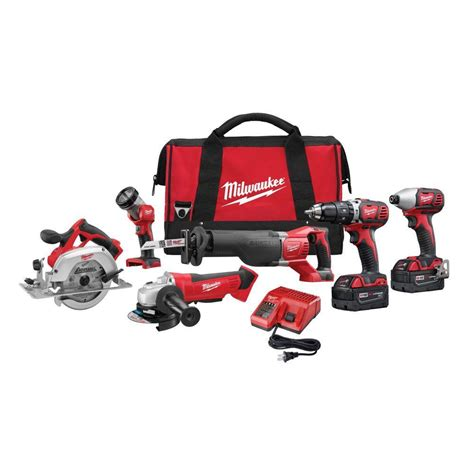 Window Blinds Cordless Milwaukee M18 18 Volt Lithium Ion Cordless Combo Kit 6