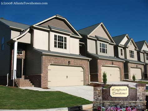 what is a townhome longbranch townhomes in marietta atlantatownhomes com