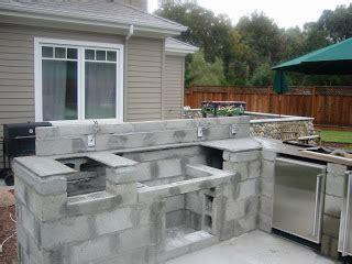 outdoor kitchen construction my outdoor kitchen