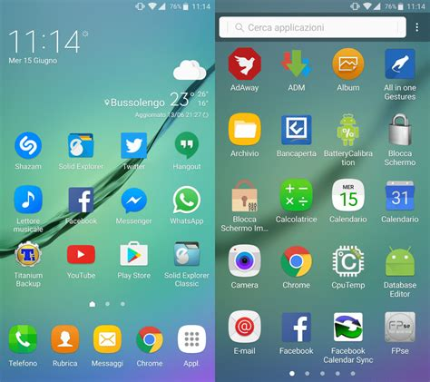 samsung apps apk install galaxy note 7 graceux apps on touchwiz 6 0 1