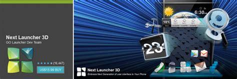 next launcher 3d apk full version free download mobile9 next launcher 3d v1 39 apk full version free download
