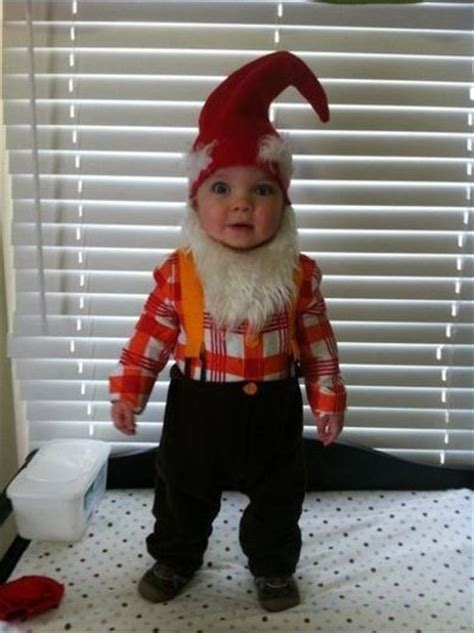Garden Gnome Baby Costume by Baby Costume Garden Gnome Time Juxtapost