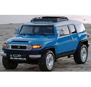 2015 Toyota FJ Cruiser Concept And Redesign  CARSPOINTS