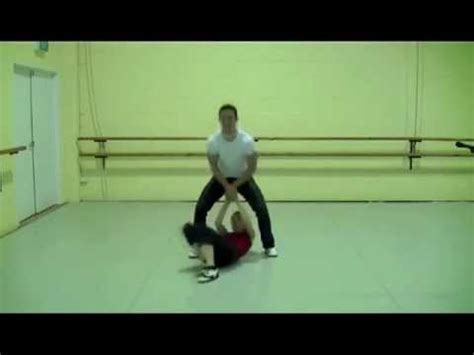 tutorial dance pull up pull through the legs how to tutorial video youtube