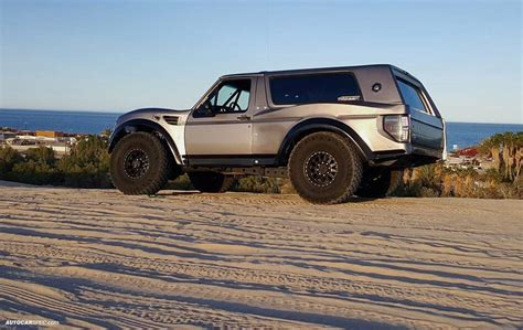 Ford Raptor Bronco by Ford Bronco Raptor Conversion Www Pixshark Images