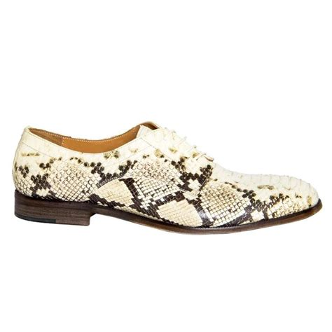 maison martin margiela oxford shoes maison martin margiela python oxford shoes for sale at 1stdibs