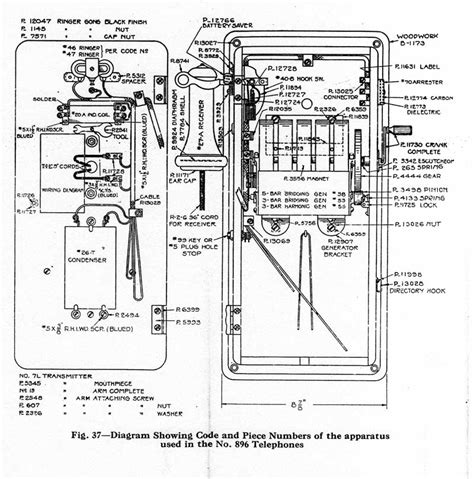 western electric ringer box wiring diagram get free