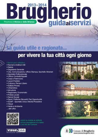 comune di brugherio ufficio tributi brugherio 2013 2014 guida ai servizi by visualgraf issuu