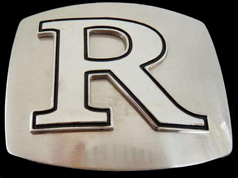 R Letter Names