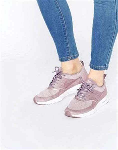 Sepatu Nike Airmax One Motif Ungu baskets femme baskets et tennis asos