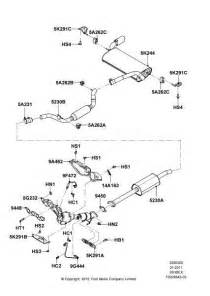 Ford Mondeo Exhaust System Diagram Those With Magnaflow S Exhaust System Part 15072 Page