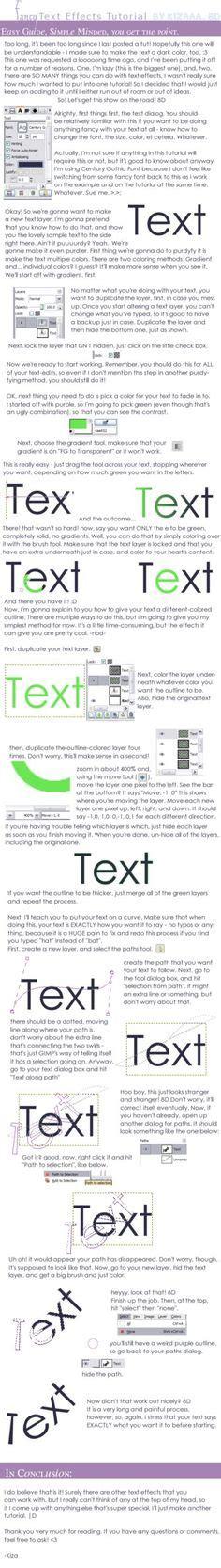 gimp tutorial text in a circle cool circle light effect in gimp gimp tutorials net