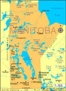 manitoba canada map map of canada regional city in the wolrd manitoba map