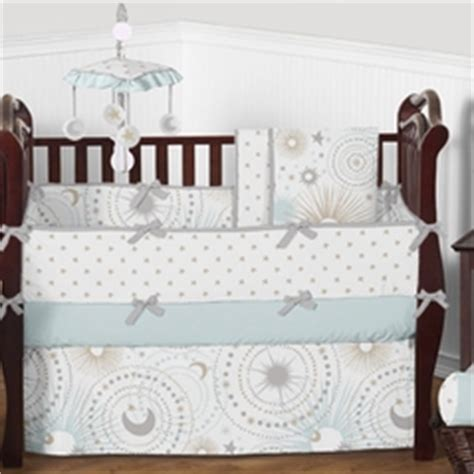 Celestial Crib Bedding Modern Crib Bedding Sets Modern Baby Bedding By Sweet Jojo Designs
