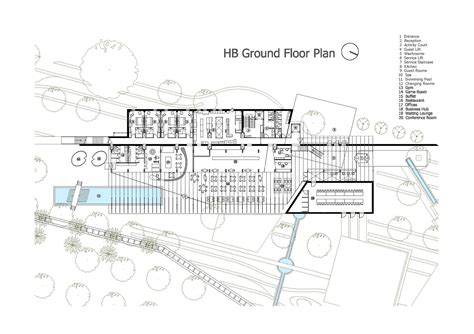Floor Plan Of A Room Gallery Of Mana Ranakpur Architecture Discipline 18