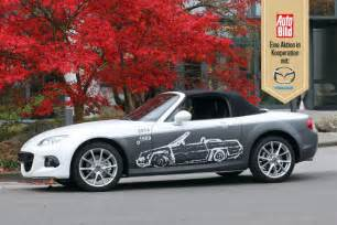 Mx5 Nb Kaufberatung by Mazda Partneraktion Design Your Mx 5 Autobild De