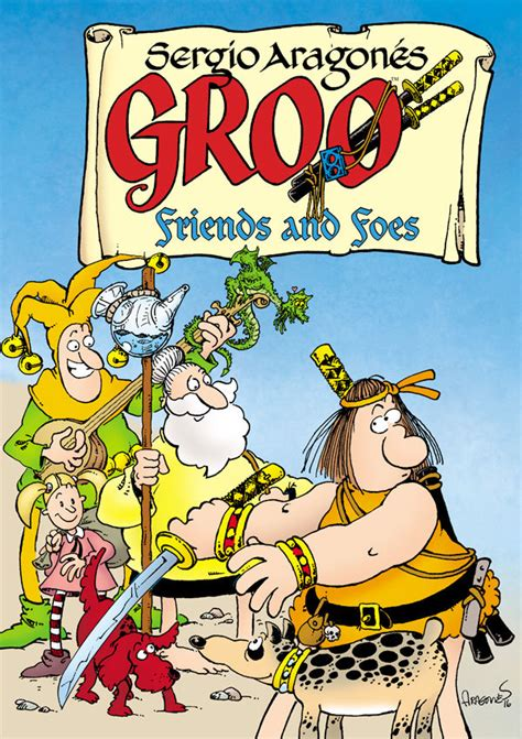 brave chef books groo friends and foes hc profile comics