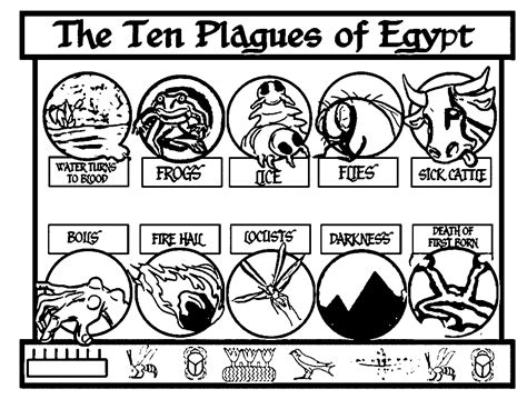 Moses And The Plagues Coloring Pages Free Printable Coloring Pages Ten Plagues Coloring Home by Moses And The Plagues Coloring Pages