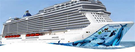 norwegian cruise ship bliss norwegian bliss virikson cruises