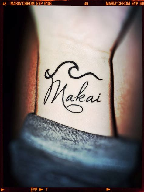 tribal wave tattoo meaning 25 best ideas about hawaiian on