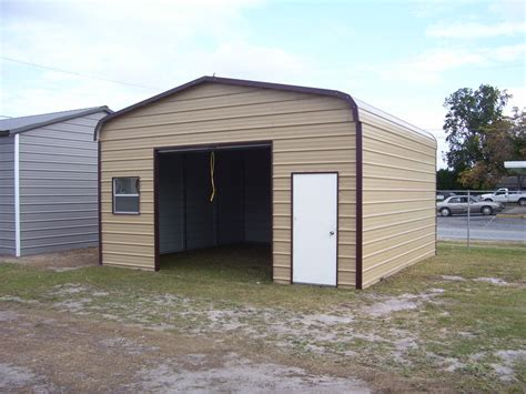 Car Port Garage by Carolina Carports Certified Garages