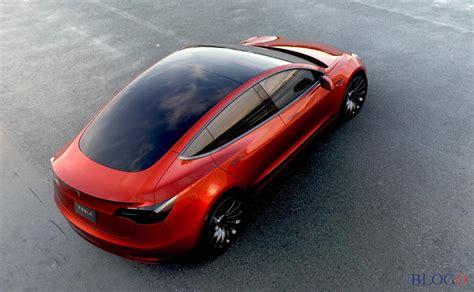Tesla Model 7 Tesla Model 3 Baciata Dall Aerodinamica
