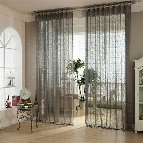 Gray Lace Valance Modern Grey Lace Tulle Curtains Valances Embroidered