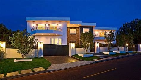 big modern house extraodinary modern home in bel air dream project la