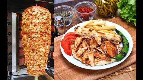 turkish doner chicken kebap recipe traditional food