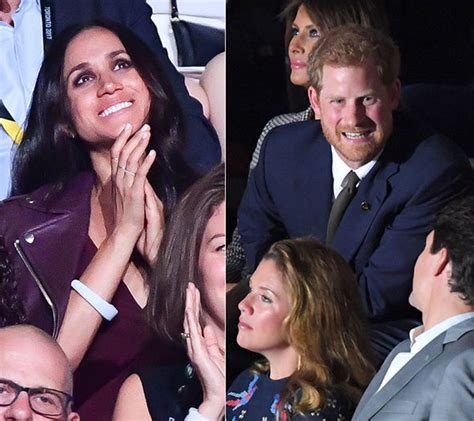 megan prince harry prince harry and megan markle pictures at invictus games