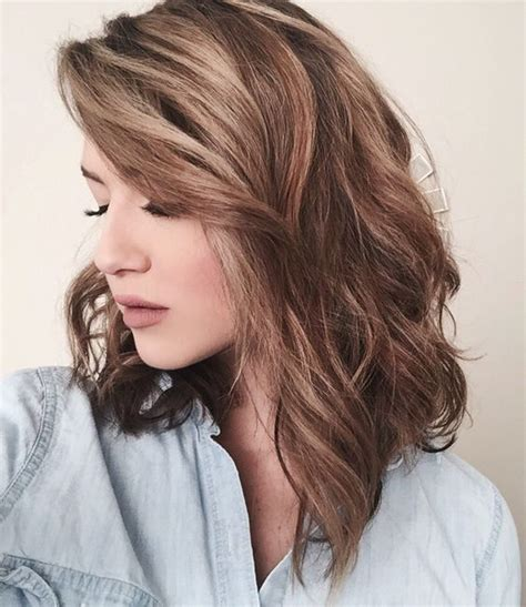 curly lob cut naturally curly on pinterest