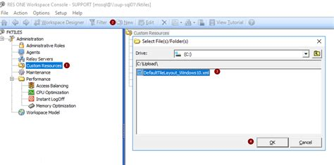 layout default xml howto create a default tile layout and use it