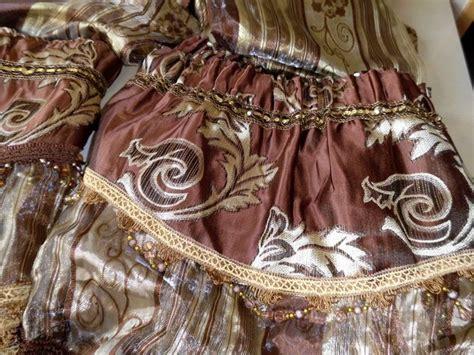 turkse glasgordijnen vintage luxe marokkaans turks glasgordijnen van organza
