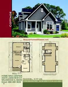 Modular Cottage Floor Plans Modular Home Cottage Modular Homes Floor Plans