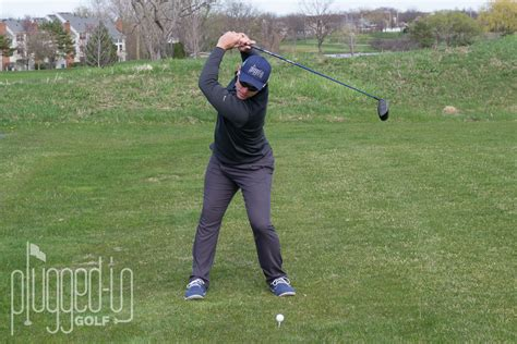 Common Swing Flaws Reverse Weight Shift Plugged In Golf