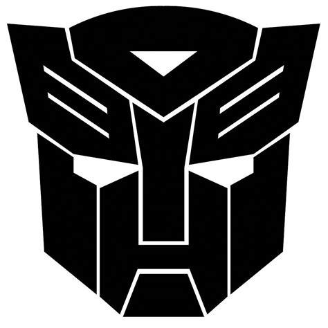 Autobot Decals by Transformers Autobot Optimus Prime Logo Vinyl Decal