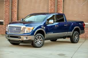 Nissan Diesal 2016 Nissan Titan Xd Is Autotalk S Truck Of The Year
