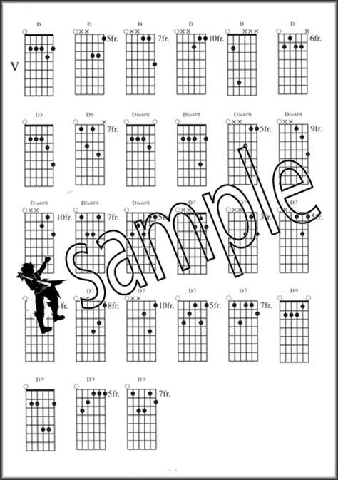 Slack Key Guitar Chords
