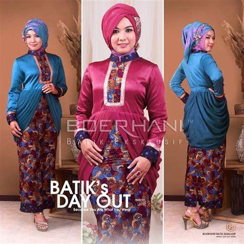Batik Motif Batu Bisa Dibeli Terpisah 1 gaya muslim modern january 2015
