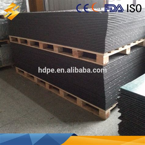 Mud Mats For Heavy Equipment by Polyethylene Plastic Heavy Equipment Mud Mats Hdpe Crawler Road Mats Factory Price Buy Heavy