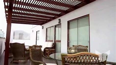 techos terrazas techo de madera policarbonato cliente el golf