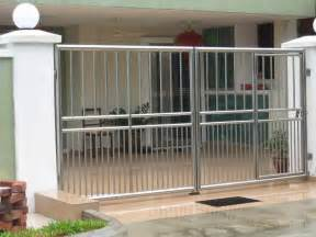 modern iron gate designs simple gate design house design