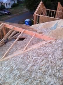 Open Gable Porch Roof Framing Gable Porch Plans Framing A Cross Gable